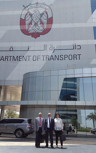 SkyWay ở Abu Dhabi, UAE